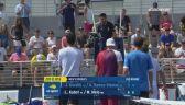 Łukasz Kubot z Marcelo Melo zameldowali się w 1/8 finału debla US Open