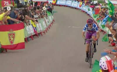 Angel Madrazo wygrał piąty etap Vuelta a Espana