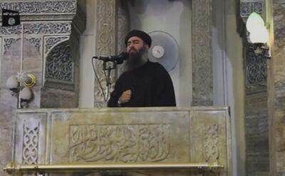 Przemówienie wielkiego kalifa IS Abu Bakra al-Bagdadiego