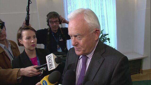 Leszek Miller powiedział, że za nieobecność w Sejmie Donalda Tuska może czekać kara finansowa
