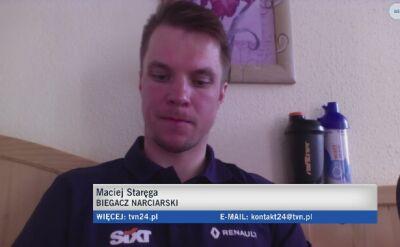 Maciej Staręga o biegaczu narciarskim z Królestwa Tonga