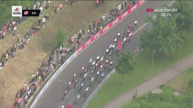 Tim Merlier wygrał 2. etap Giro d'Italia