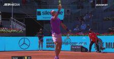 Rafael Nadal pewnie awansował do ćwierćfinału turnieju w Madrycie