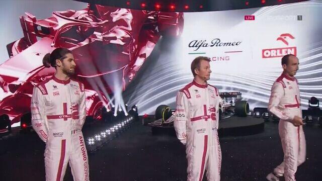 Kierowcy Alfa Romeo Racing Orlen o bolidzie na sezon 2021