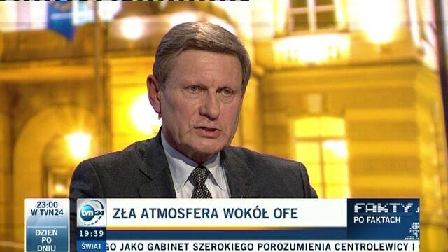 Leszek Balcerowicz o potrzebie likwidacji przywilejów