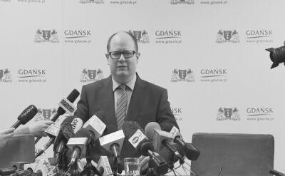 Paweł Adamowicz, wieloletni prezydent Gdańsk, nie żyje
