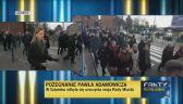 Wspólny przemarsz radnych miasta Gdańsk do Europejskiego Centrum Solidarności
