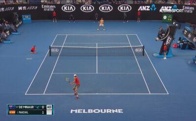 Rafael Nadal awansował do 4. rundy Australian Open