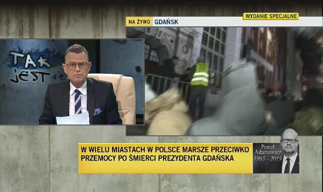 d39bcd4b2ebfea Owsiak rezygnuje z funkcji prezesa WOŚP. Witold Bock komentuje - oglądaj  wideo TVN24