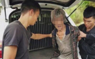 Chińczyk ukrywał się przez 17 lat. Znaleziono go w jaskini