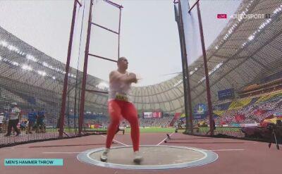 Wojciech Nowicki z pewnym awansem do finału