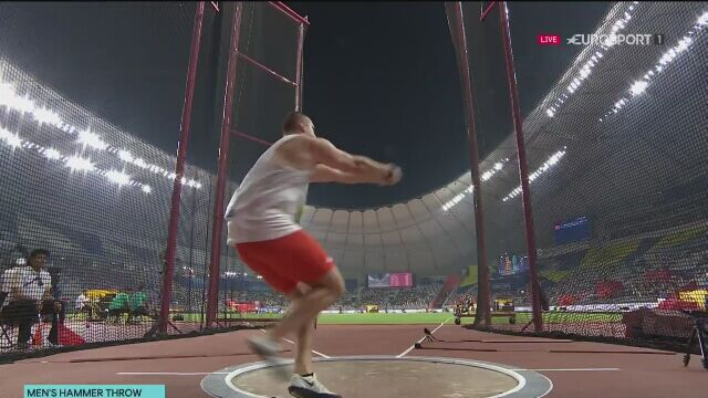Nowicki ostatecznie z brązowym medalem