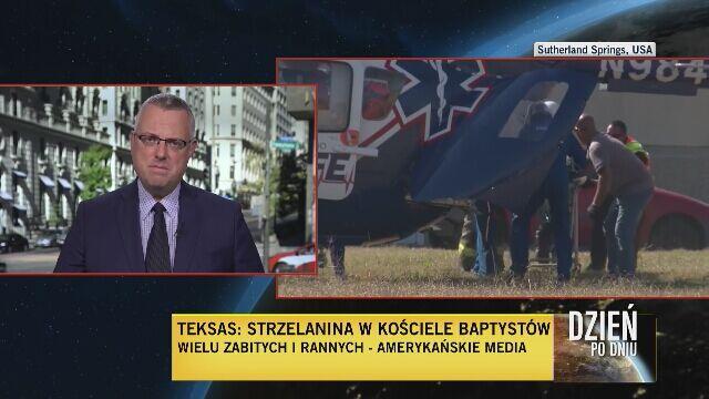 """""""Od 25 do 27 ofiar, wśród zabitych dzieci"""""""