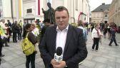 Reporter TVN24 z miasta rodzinnego Jana Pawła II