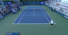 Majchrzak przegrał 1. seta z Ruusuvuori w 1. rundzie US Open