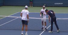 US Open. Skrót meczu 1. rundy Fognini - Pospisil