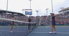 US Open. Skrót meczu 1. rundy Świątek - Loeb
