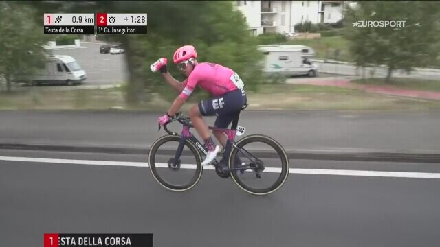 Michael Valgren wygrał Giro della Toscana