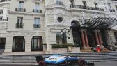 Kierowcy F1 trenowali w Monako