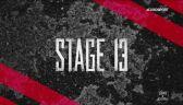 Profil 13. etapu Giro d'Italia