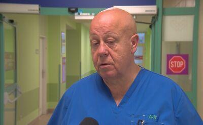 Pielęgniarka trafiła do szpitala w ciężkim stanie