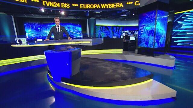 Wieczór wyborczy w TVN24BiS