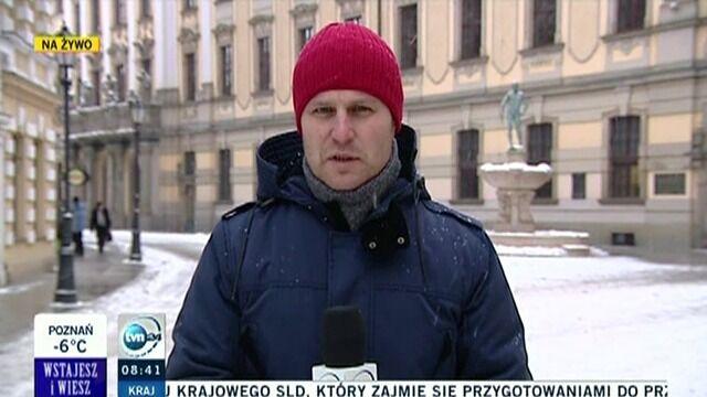 Wrocławski profesor w areszcie