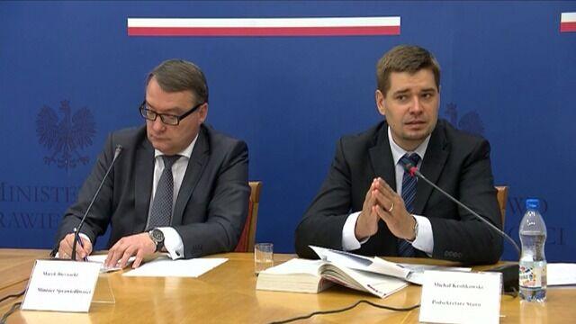 Wiceminister Michał Królikowski o postępowaniu karnym wszczętym na wniosek zawiadomienia Bartłomieja Sienkiewicza i Dariusza Zawadki