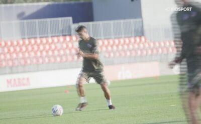 Luis Suarez już trenuje z Atletico Madryt