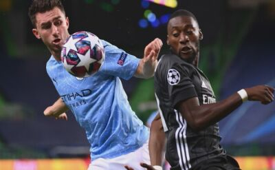 Manchester City - Olympique Lyon w ćwierćfinale Ligi Mistrzów