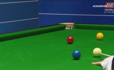 Anthony McGill awansował do półfinału mistrzostw świata