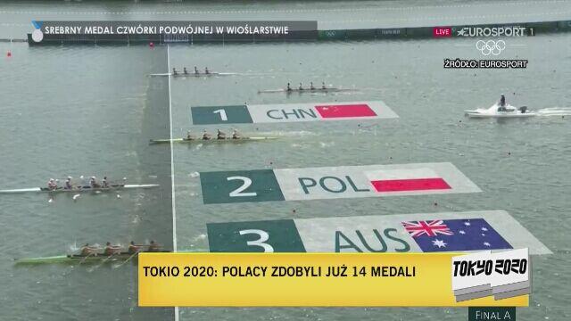 Wszystkie medale Polaków w Tokio