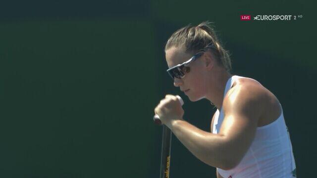 Tokio. Kajakarstwo. Dorota Borowska czwarta w półfinale C-1 200 m kobiet