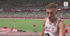 Tokio. Lekkoatletyka: Michał Rozmys po nieudanym półfinale na 1500 m