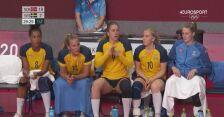 Tokio. Piłka ręczna kobiet. Norweżki z pewnym prowadzeniem po pierwszej połowie meczu o brąz