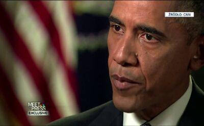 """Obama ma nowy iracki plan. """"Chcę, aby Amerykanie zrozumieli naturę zagrożenia"""""""