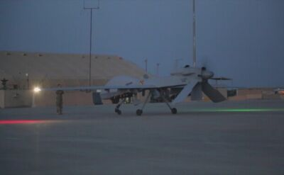 Amerykański dron MQ-1C Gray Eagle