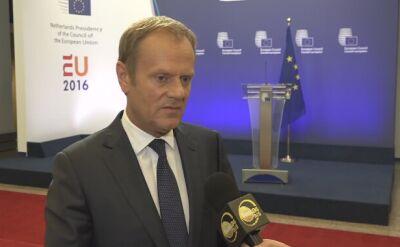 """Tusk: referenda w innych krajach """"mało prawdopodobne"""""""