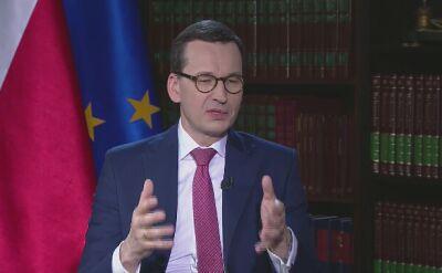Premier Morawiecki o negocjacjach z nauczycielami