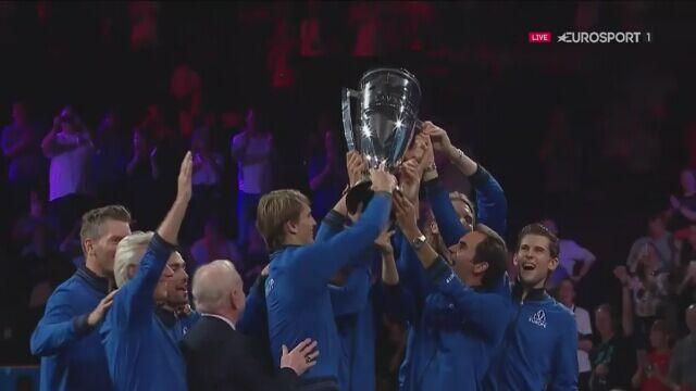 Triumf Europy w Pucharze Lavera