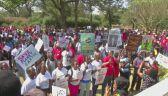 Strajk klimatyczny w Kenii