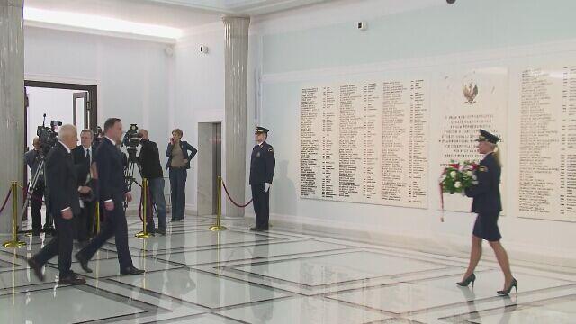 Prezydent Duda w Sejmie