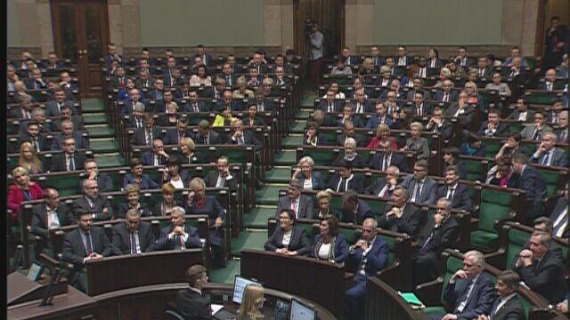 Marek Kuchciński i Kornel Morawiecki. Dwóch kandydatów na marszałka Sejmu