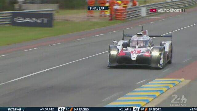 Toyota na czele wyścigu 24h Le Mans