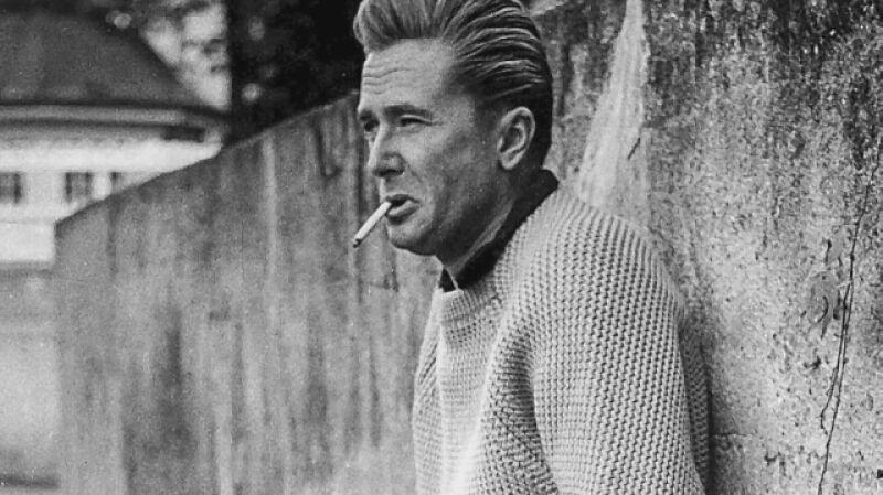 Marek Hłasko w 1958 r. był objawieniem polskiej literatury