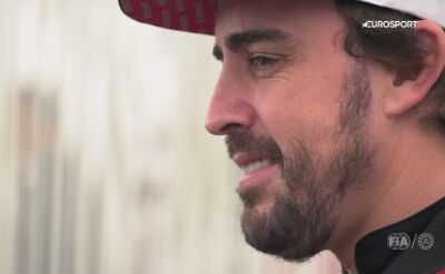 Alonso przed wyścigiem 24h Le Mans