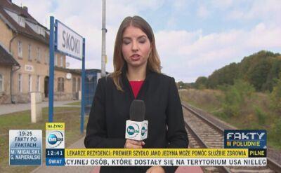 12-latek wyproszony z pociągu za brak pieczątki. Musiał iść pieszo 5 km