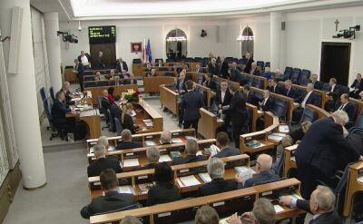 Senat przyjął nowelizację Kodeksu Wyborczego