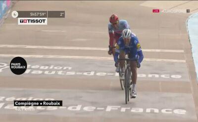 Gilbert wygrał Paryż - Roubaix
