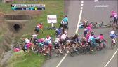 Wielka kraksa z Kwiatkowskim w wyścigu dookoła kraju Basków